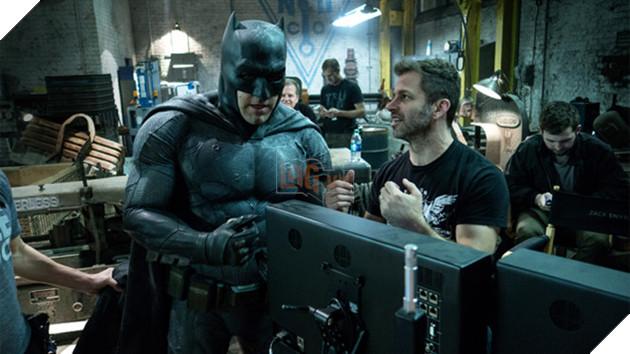 Ben Affleck có màn thể hiện tốt trong bộ phim gây tranh cãi Batman V Superman: Dawn of Justice.