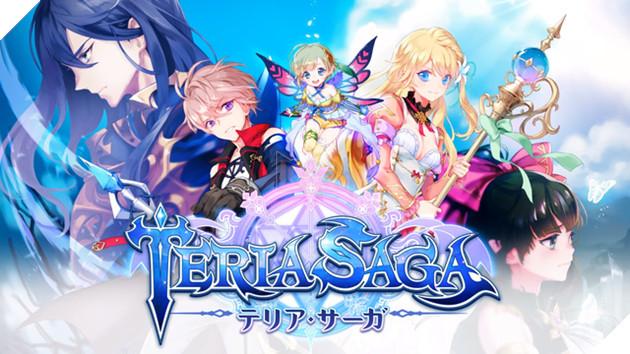 Teria Saga - Nhập vai lai chiến thuật trong game đỉnh của Netmarble