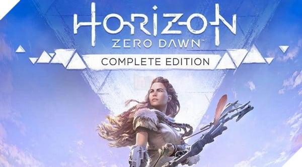 Horizon: Zero Dawn công bố phiên bản Complete Edition