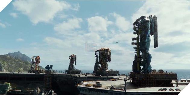 Phân tích chi tiết trailer Pacific Rim: Uprising : Quái vật Kaiju đã trở lại!!! 2