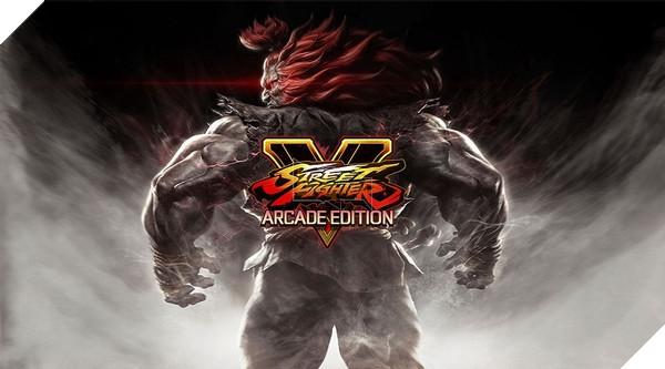 Capcomchính thức công bốStreet Fighter V: Arcade Edition