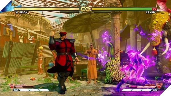 Street Fighter V: Arcade Editionsẽ bao gồm toàn bộ các nhân vật, tính năng và chế độ