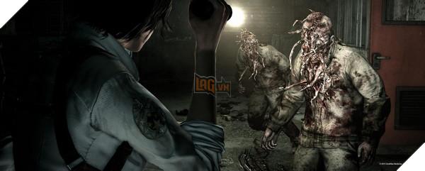 Giải mã The Evil Within: Nữ thám tử tập sự Juli Kidman 3