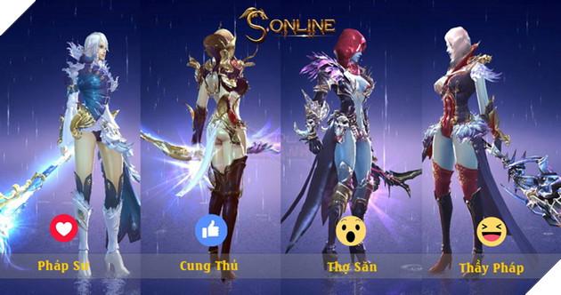 Mê mẩn với đồ họa đẹp không tưởng trong phiên bản S Online đã Việt hóa 3