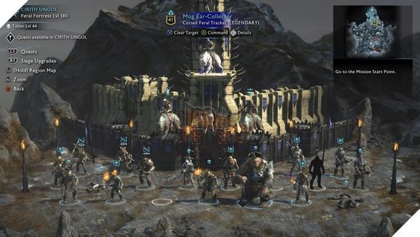 Người chơi vô tư dùng Cheat Engine trong Middle-earth: Shadow of War 3