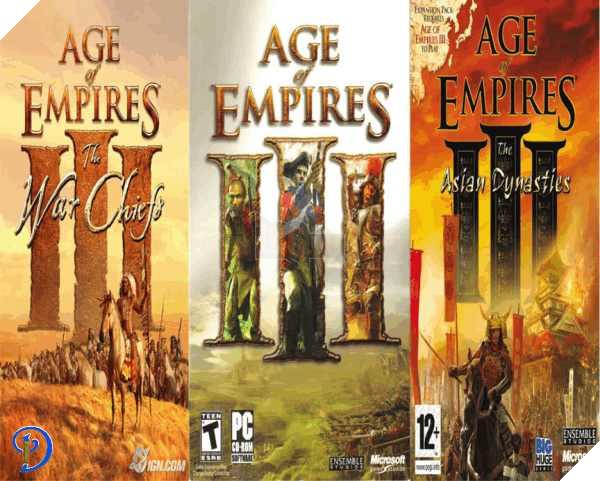 Đế chế: Sức sống mãnh liệt của tựa game vừa tròn 20 năm tuổi