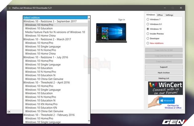 Windows 10 Fall Creators Update Redstone 3 đã được phát hành, và đây là 3 cách để tải và cài đặt 13