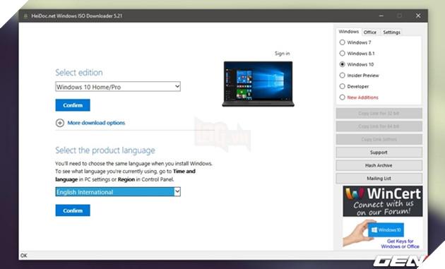Windows 10 Fall Creators Update Redstone 3 đã được phát hành, và đây là 3 cách để tải và cài đặt 14