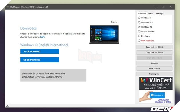 Windows 10 Fall Creators Update Redstone 3 đã được phát hành, và đây là 3 cách để tải và cài đặt 15