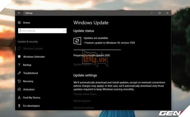 Windows 10 Fall Creators Update Redstone 3 đã được phát hành, và đây là 3 cách để tải và cài đặt 2