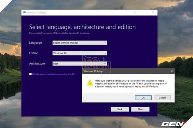 Windows 10 Fall Creators Update Redstone 3 đã được phát hành, và đây là 3 cách để tải và cài đặt 7