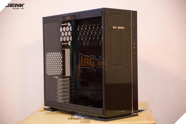 Đánh giá case máy tính In Win 305: Thêm 1 mặt kính cường lực, cứng cáp hơn, thiết kế vẫn giống 303