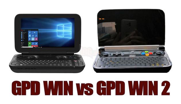 Rò rỉ hình ảnh máy tính chơi game bỏ túi GPD Win 2 2