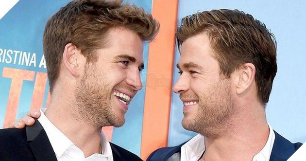 Hai anh em Chris và Liam Hemsworth từng có một cuộc cạnh tranh khốc liệt để giành lấy vai Thor.