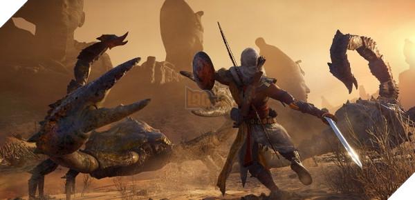 Dựa trên độ khổng lồ của Assassin's Creed Origins, một bản cập nhật ngày  đầu tiên khá đáng kể cũng được chuẩn bị sẵn cho game.
