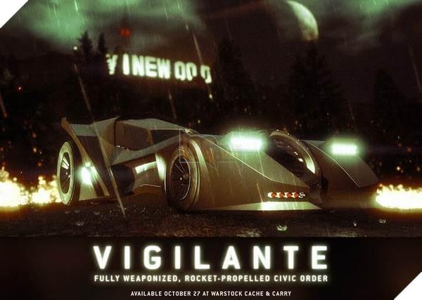 """""""Chiến xa mới""""Vigilanteđã sẵn sàng tiêu diệt kẻ thù"""