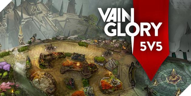 Vainglory - MOBA khủng sắp ra mắt map 5vs5, mở cả máy chủ tại Việt