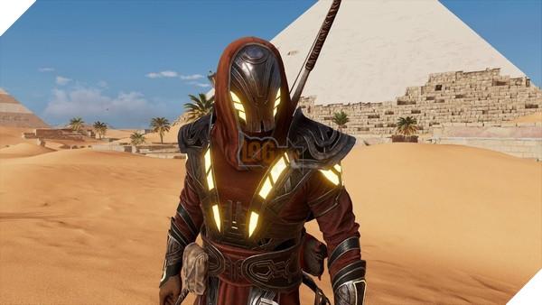 """Cuối cùng phải kể đến việc """"sưu tầm"""" giáp trụ trongAssassin's Creed Origins"""