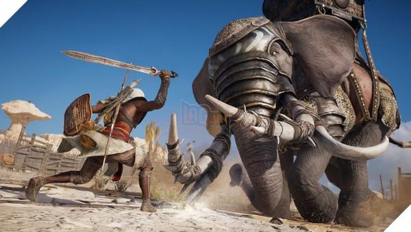 Hoàn thành cốt truyệnAssassin's Creed Originscần khoảng 20 giờ chơi