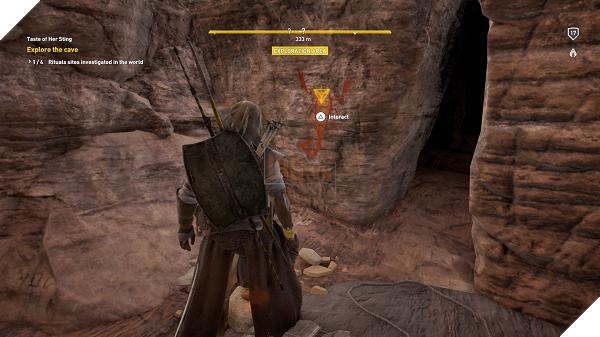 Bên cạnh đó Assassin's Creed Originscũng có không ít nhiệm vụ phụ và nhiều chi tiết ẩn