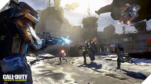 Phần chơi multiplayer củaCall of Dutycó thể đa dạng, nhưng không phải thế mạnh