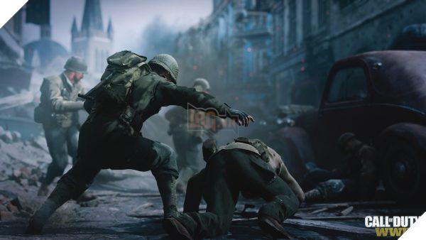 Những trận chiến lịch sử chân thực mới là điều làm nênCall of Duty
