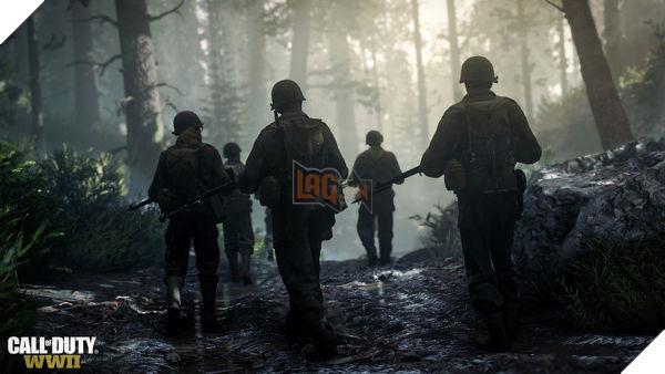 Call of Duty: WWIIđã quyết định phát triển song song hai mảng online - offline