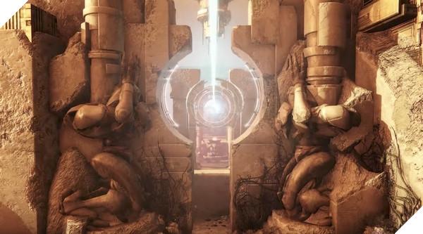 Một cánh cổng cổ xưa đã mở ra trên hành tinh Mercury, tạo điều kiện cho Vex xuất hiện
