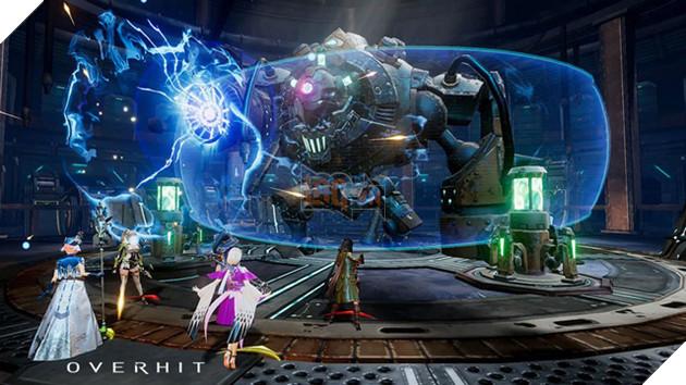 Overhit - Game mobile đồ họa bom tấn đẹp như PC của Hàn Quốc sắp tới tay game thủ toàn thế giới