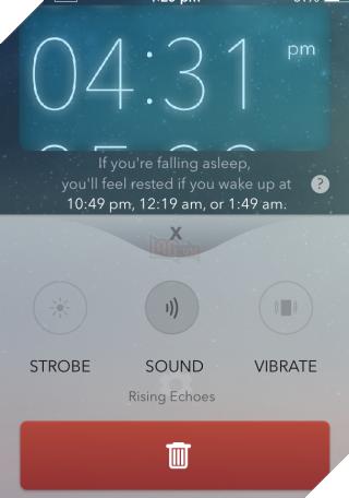 Ứng dụng báo thức trời đánh này sẽ bắt bạn cười với nó thì mới cho phép tắt âm báo - Ảnh 4.