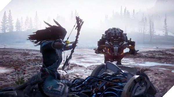 DLC The Frozen Wildslà bản mở rộng sau cùng củaHorizon: Zero Dawn