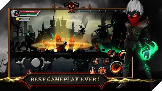 """10 game hành động """"chặt chém"""" cực đã tay cho iOS và Android"""