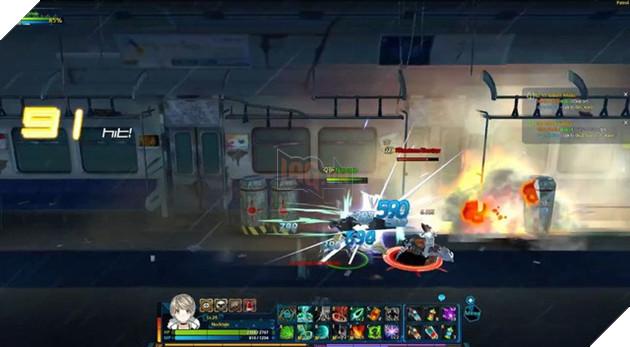 Game hot Closers Online chính thức mở cửa Closed Beta vào ngày 7/11