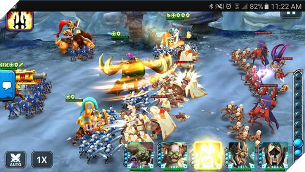 Top 4 game mobile mới ra mắt nhưng đã gây ấn tượng mạnh mẽ với người chơi