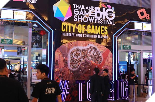 Một vòng Thái Lan Gaming Show: Quá đỉnh, quá hoành tráng