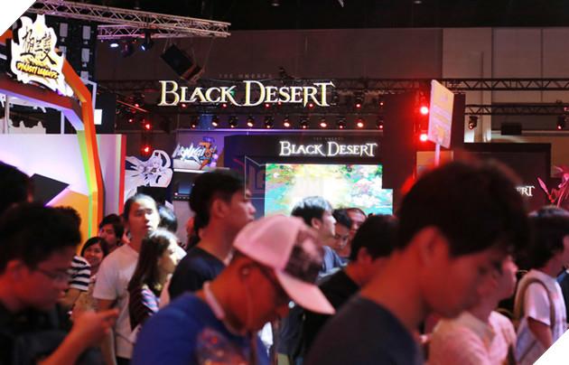 Thật gen tị khi các game thủ Thái Lan đã được chơi thử siêu phẩm Black Desert.