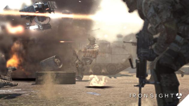 Game bắn súng 'tương lai' cực chất Ironsight sẽ chơi được vào ngày 14/11 tới