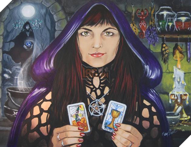 Tại thung lũng Silicon, có một bà phù thủy dùng phép để diệt virus - Ảnh 1.