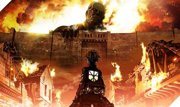 Attack of Titan 2 công bố trailer mới, xác nhận ngày ra mắt thàng 3/2018
