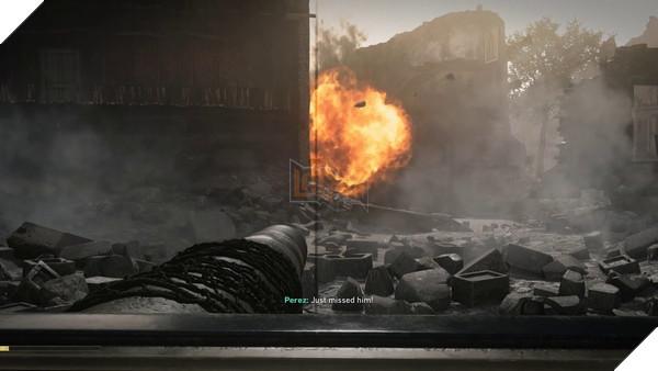 Perezhi sinh chiếc xe tăng của mình để tiêu diệt chiếcTigercủa quân Đức (Ảnh minh họa)
