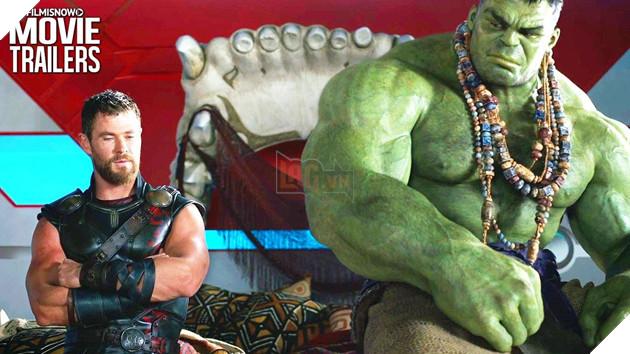 Hoá ra Hulk cũng đã từng lấy búa của bạn!