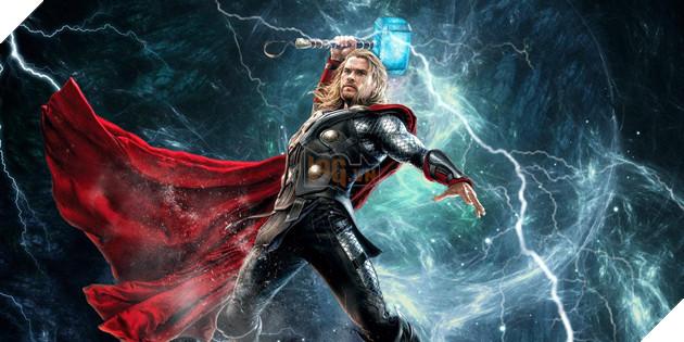 Con trai Odin thì cần gì búa mới có sức mạnh?