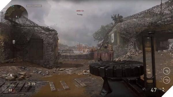 Doanh thuCall of Duty WW2đã cao hơn 57% so vớiInfinite Warfare