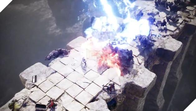 Ngắm gameplay đẹp mê hồn của Project TL - Siêu phẩm mới sẽ thay thế Lineage Eternal