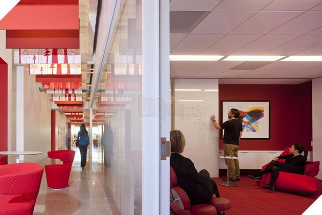 10 trụ sở công ty chất đến từng viên gạch, Google và Facebook chưa phải xịn nhất đâu - Ảnh 25.