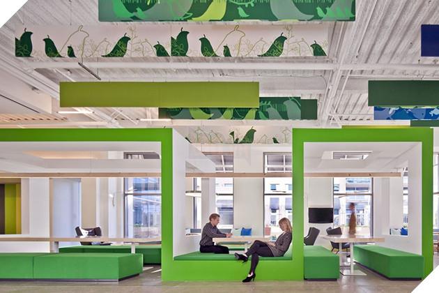 10 trụ sở công ty chất đến từng viên gạch, Google và Facebook chưa phải xịn nhất đâu - Ảnh 24.