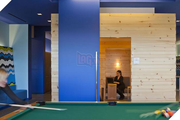 10 trụ sở công ty chất đến từng viên gạch, Google và Facebook chưa phải xịn nhất đâu - Ảnh 26.