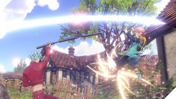 """The Seven Deadly Sins """"Thất Hình Đại Tội"""" chính thức chuyển thể thành game, hé lộ ngày ra mắt cận kề"""