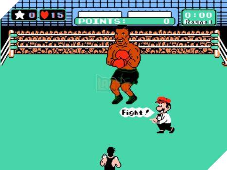 Màn khó nhất trongMike Tyson's Punch-Out!!là ... màn cuối