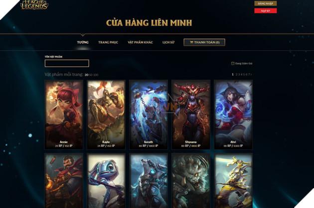 LMHT: Nhập mã giảm giá mới của Garena, gamer Việt sẽ mua trang phục rẻ được 50%, lại còn được tặng thêm 1 rương hextech